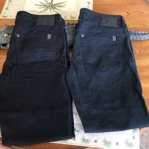 🌴🌴Men's Buffalo David Bitton black Jeans 🌴🌴